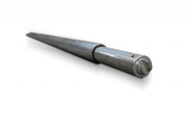 přehrazovací tyč